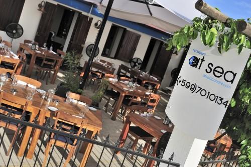 At Sea Restaurant Bonaire