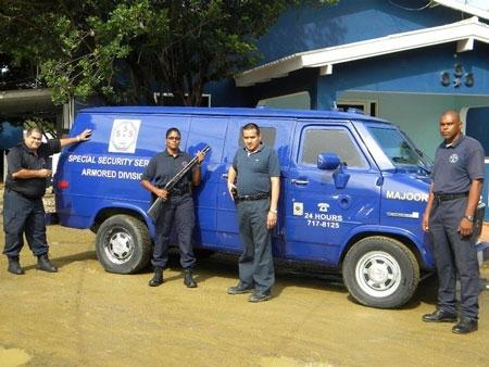 Special Security Services beveiliging van huis en bedrijf op Bonaire