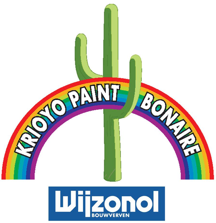 Krioyo Paint Bonaire verfwinkel