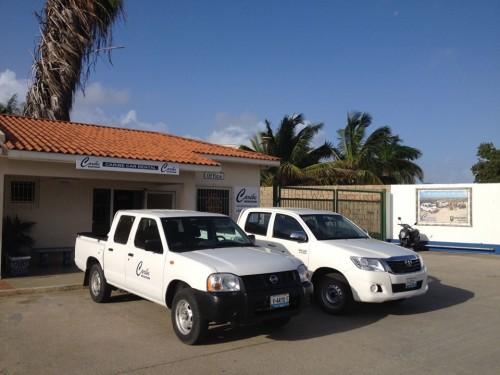 Caribe Car Rental Bonaire autoverhuur