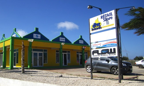 Dive Retail Store