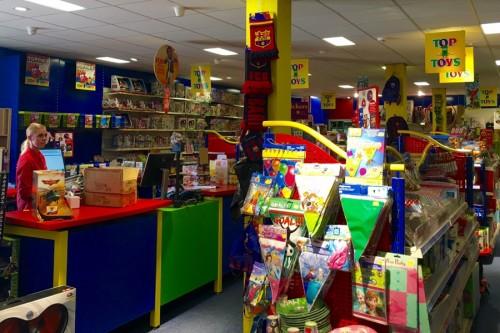 Top 1 Toys speelgoedwinkel Bonaire