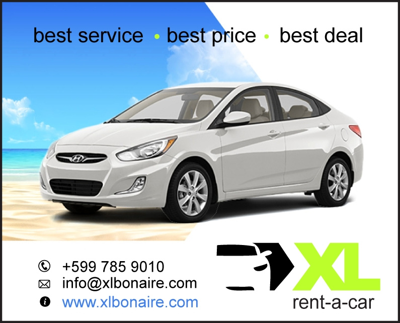 XL carrental Bonaire