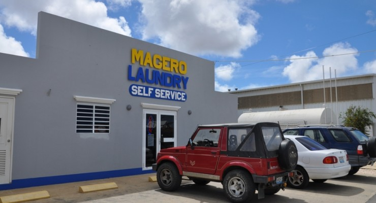 Magero drop off and self service laundry