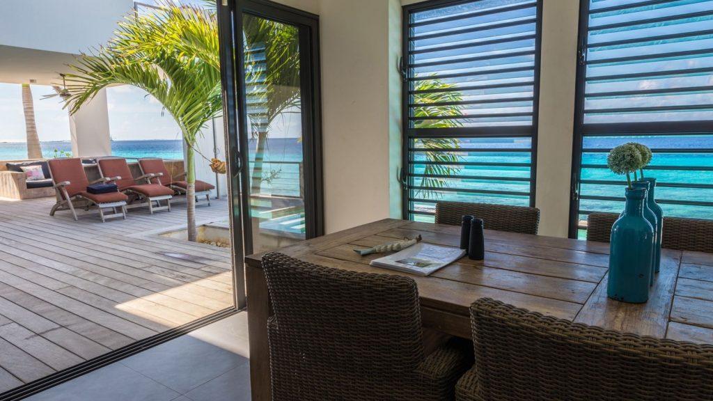 sunbelt vacation rentals -diningroom-oceanview