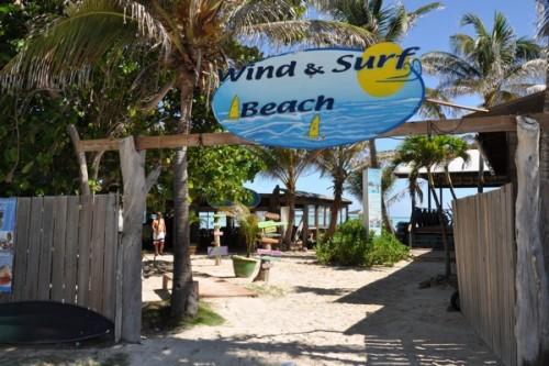 The Beach Hut Heerlijk eten en drinken op Sorobon