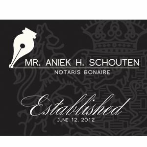 Notariskantoor mr. Aniek H. Schouten Bonaire