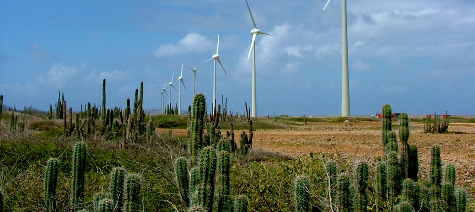 Windmolens Bonaire