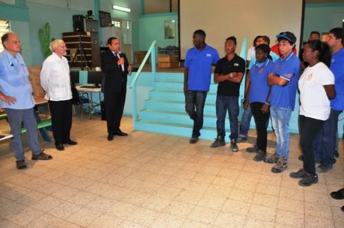 Openbaar Lichaam Bonaire zaterdag aanwezig bij beroepenmarkt