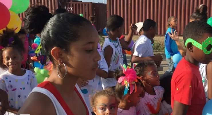 Kinder carnaval 2016 dit weekend op Bonaire