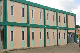 SZW IND gebouw Bonaire