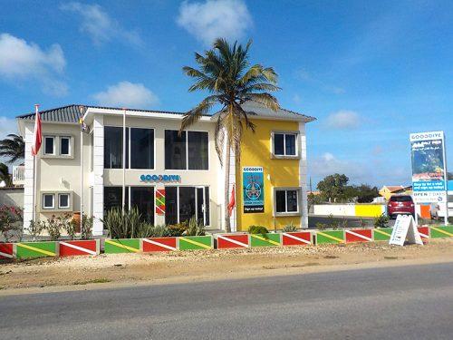 GOOODive Bonaire duikwinkel