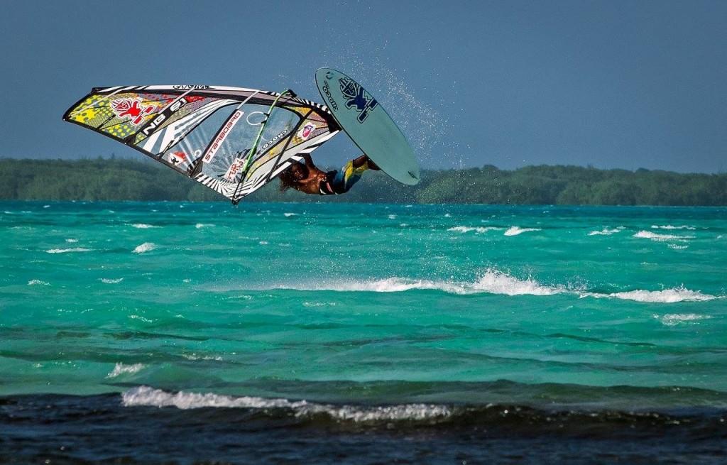 Jibe City windsurf school en verhuur Bonaire