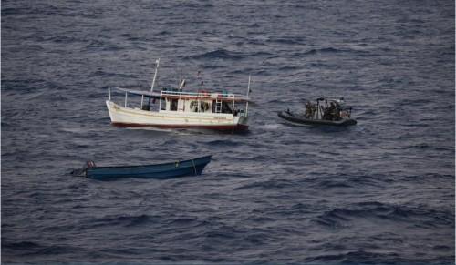 Grote drugsvangst voor de kust van Venezuela