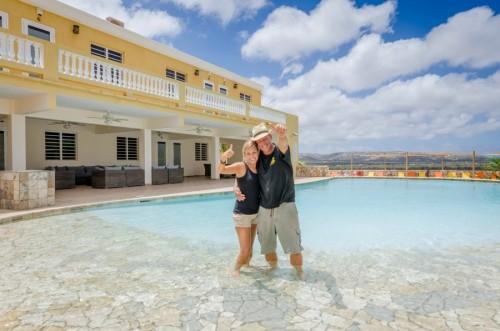 Hillside appartementen Bonaire