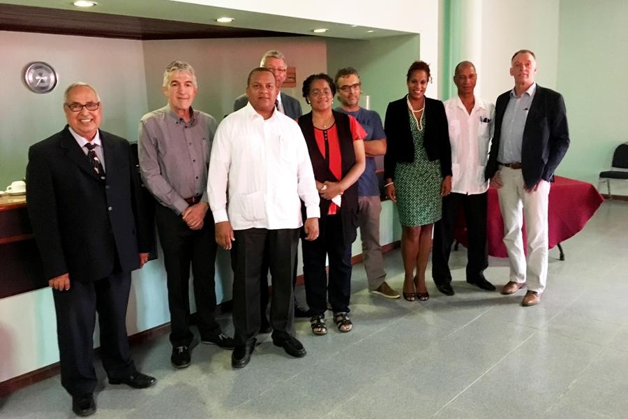Aruba, Bonaire en Curaçao werken aan Fast Ferry