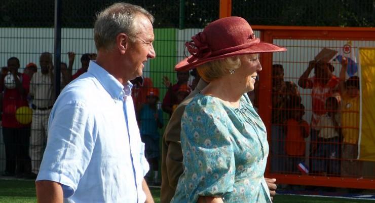 Johan Cruyff op Bonaire