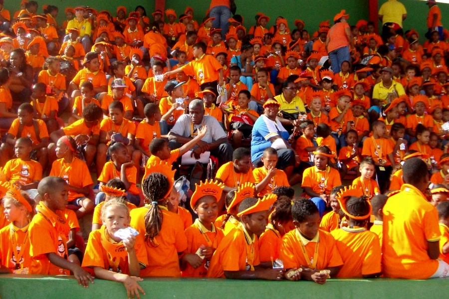 Koningsspelen 2016 Bonaire