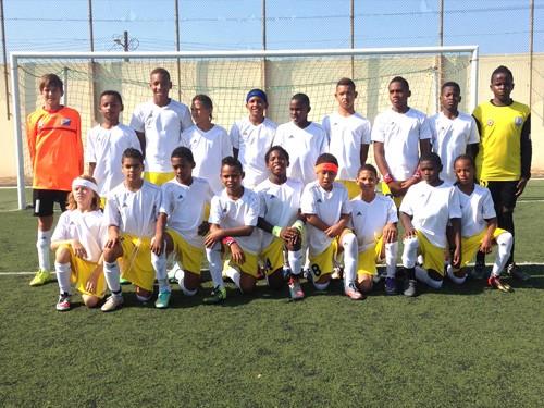 Verslag en uitslagen U13 voetbal team op Aruba