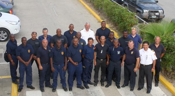 Bijscholing voor brandweerexaminatoren en -examenvoorzitters
