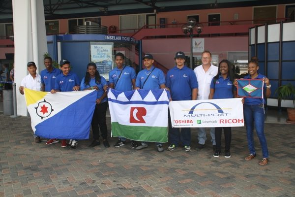 MBO studenten richting Colombia