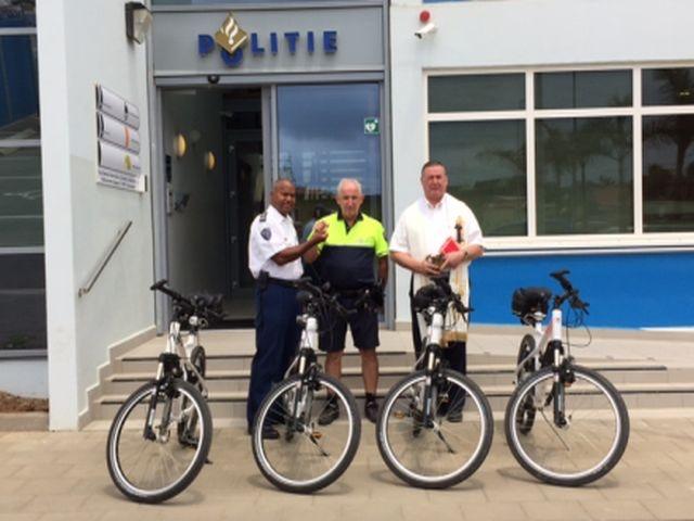 fietsteam politie