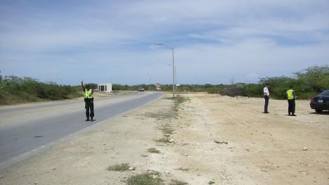 Politie blijft doorgaan met verkeerscontroles