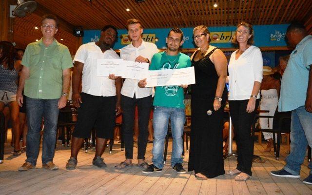 Getalenteerde bartenders strijden om een plek in het Bonaire Culinaire Team 2016