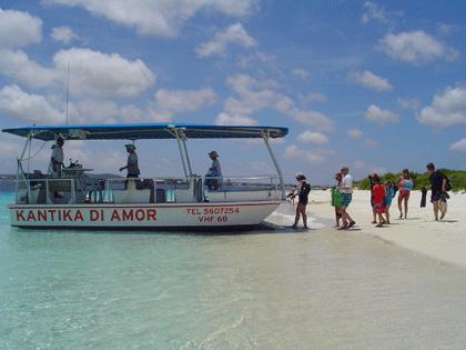 Watertaxi Kantika di Amor
