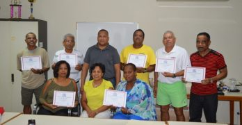 Eerste dopingcontroleurs voor Bonaire