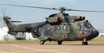 Militairen training op verschillende locaties op Bonaire