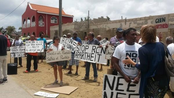protest rcn