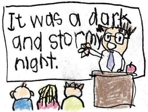 Ingezonden verhaal van de schrijfclub