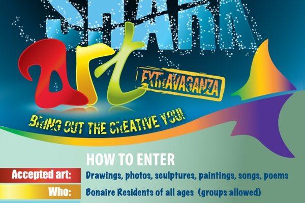 STINAPA's Art Extravaganza 2016