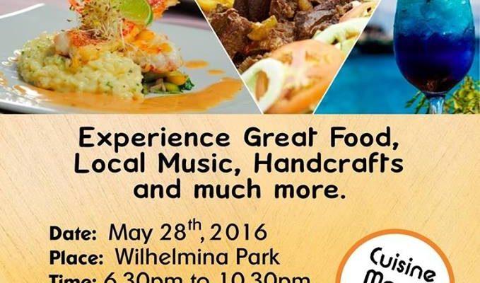 TCB organiseert de eerste Taste of Bonaire voor 2016