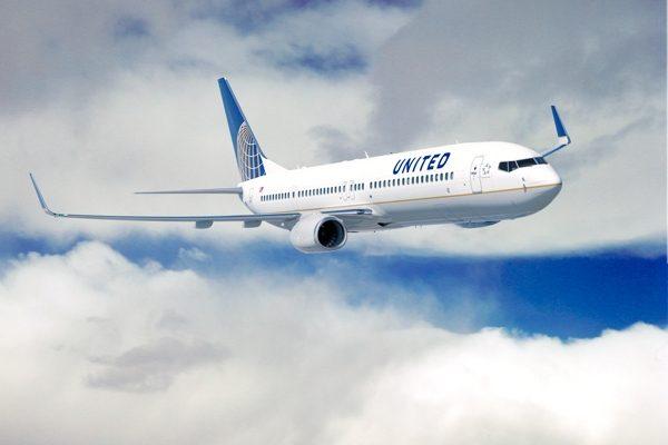 Stijging in passagiers die naar Bonaire komen met United Airlines