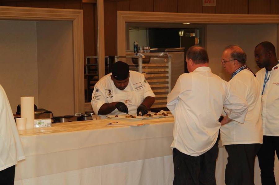 Bonaire Culinairy Team 2016