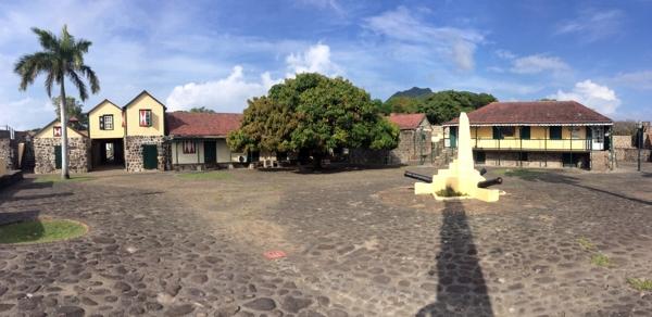 Fort Oranje St. Eustatius