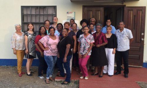 Foto Doktersassistenten huisartsen Bonaire voor Kennistoets