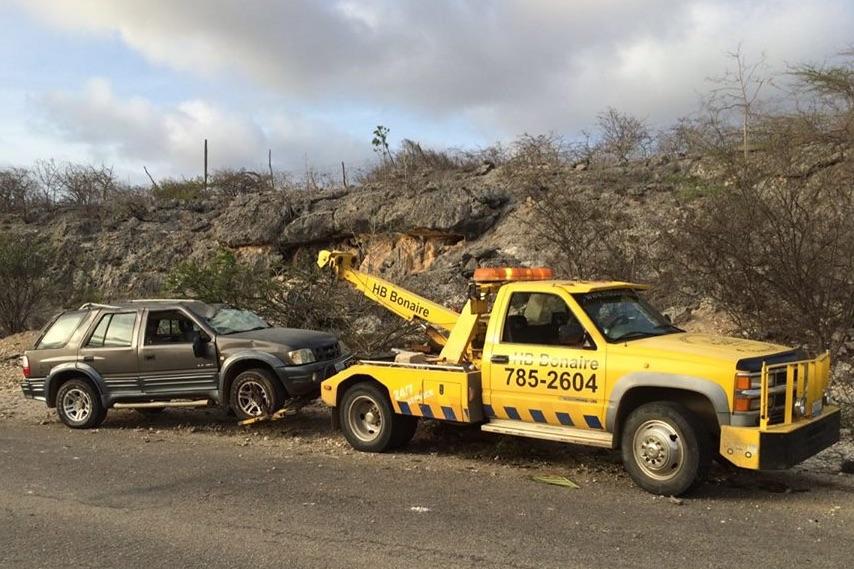 HB Road Service Bonaire BV wegenwacht
