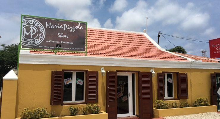 Maria Pizzola Shoe Store Bonaire