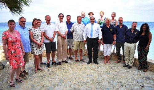 Basiscursus duikartsen Scott Haldane op Bonaire