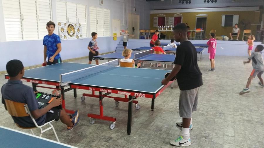 Goede eerste editie MCB jeugdtafeltennis toernooi