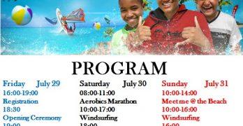Pro Kids vandaag van start op Sorobon