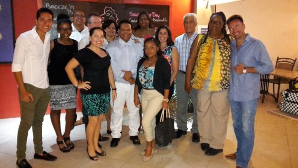 25-Jarig jubileum Tourism Corporation Bonaire gevierd