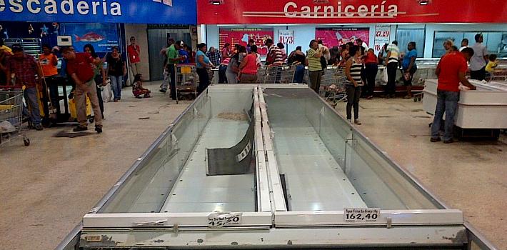 Venezuela tekort