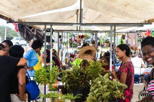 Zaterdag Markt @ Marshe di Playa   Kralendijk   Bonaire   Caribisch Nederland