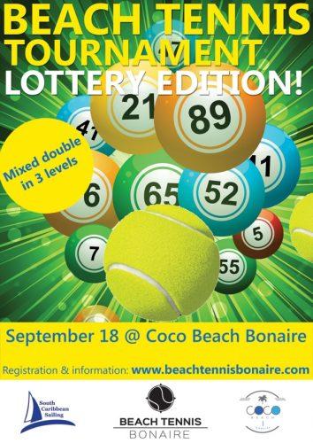 Beach Tennis Coco Beach @ Coco Beach | Caribisch Nederland