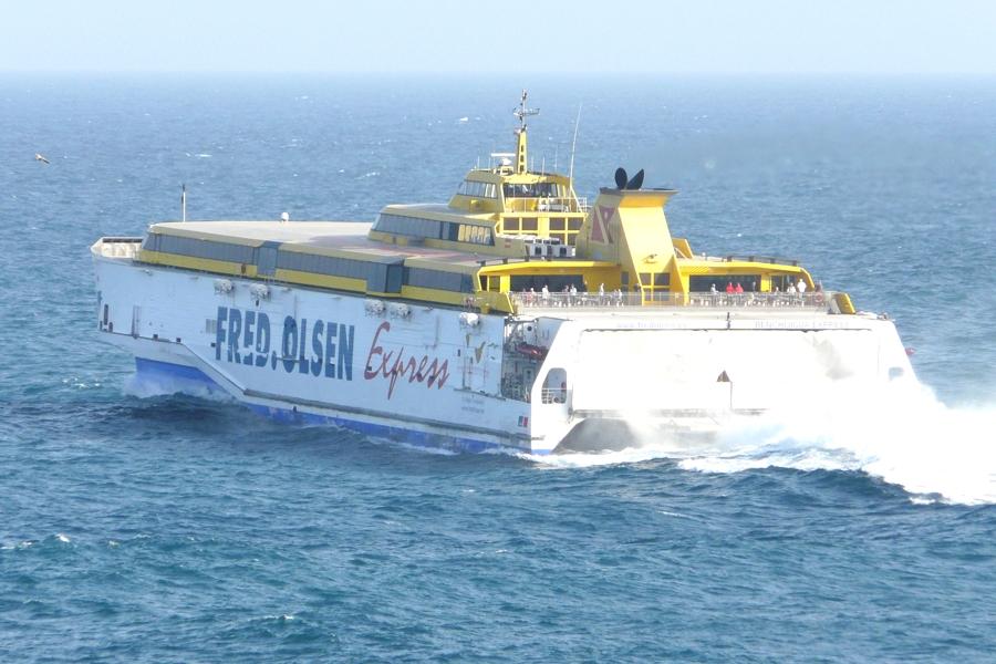 Ferry Bonaire