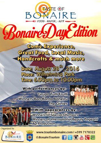 Taste of Bonaire @ Wilhelminapark bonaire   Kralendijk   Bonaire   Caribisch Nederland